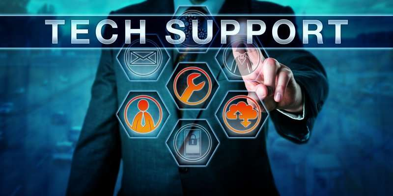 information technology support tickets - automation in action